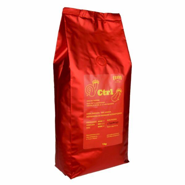 """kawa ODIJA do biura """"ctrl"""", ziarno, 1 kg"""