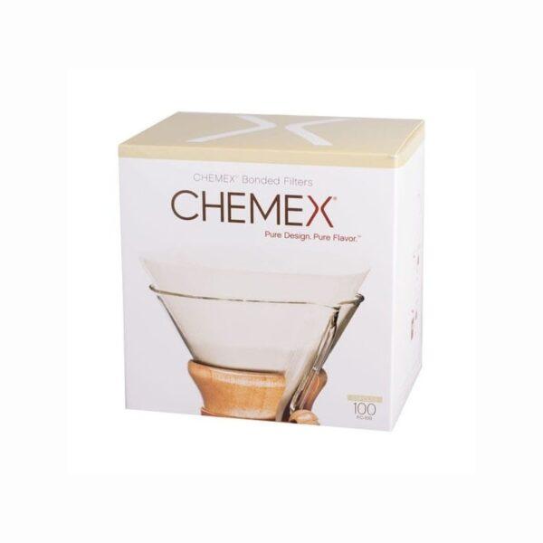 filtr papierowy do Chemexa, okrągły, 100 szt.