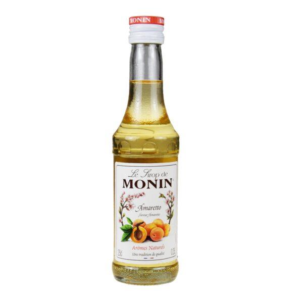 Syrop Monin amaretto 0,25 l