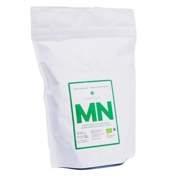 kawa ekologiczna Mundo Novo 250g mielona bag