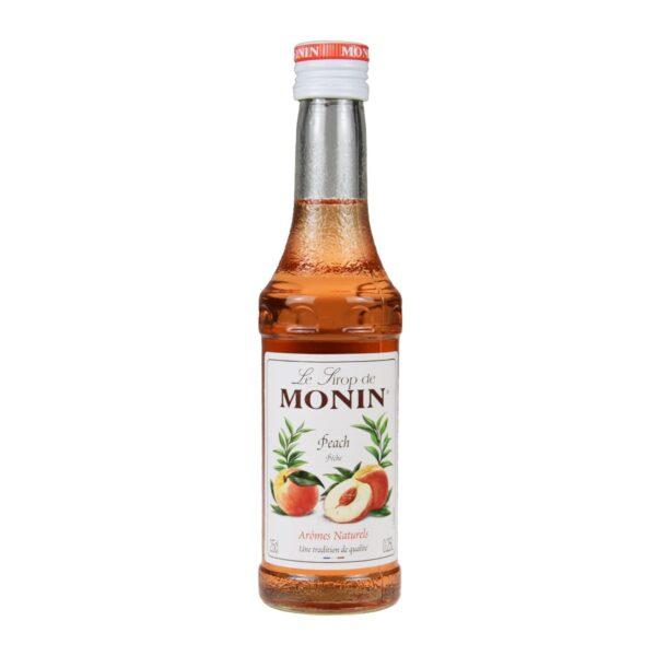 Syrop Monin brzoskwiniowy 0,25 l