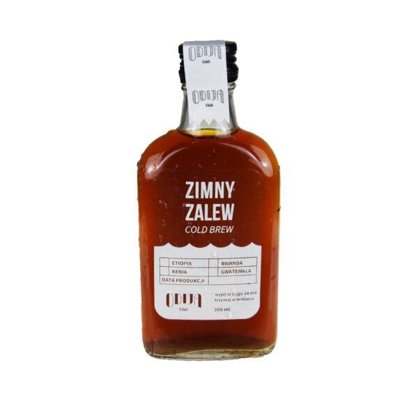 cold brew ODIJA w butelce, 200 ml
