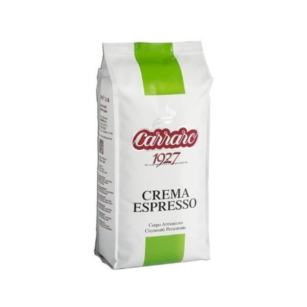 kawa CARRARO crema espresso 1 kg ziarno