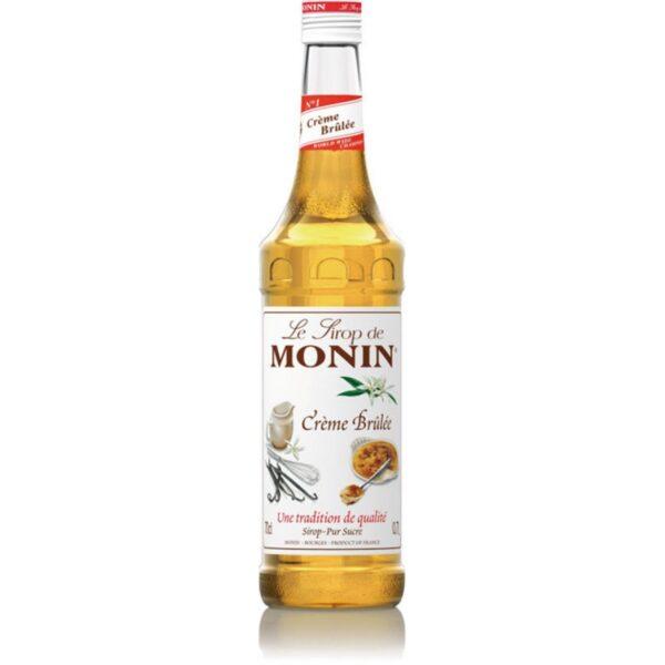 Syrop Monin creme brulee 0,7 l