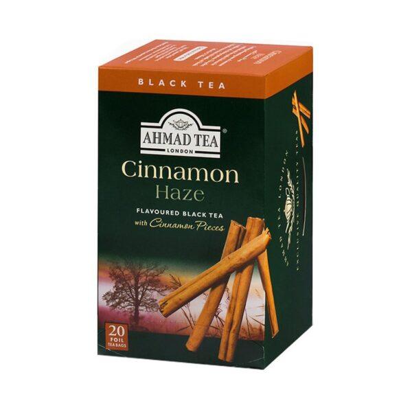 Herbata AHMAD cynamonowa 20 szt. koperta alu