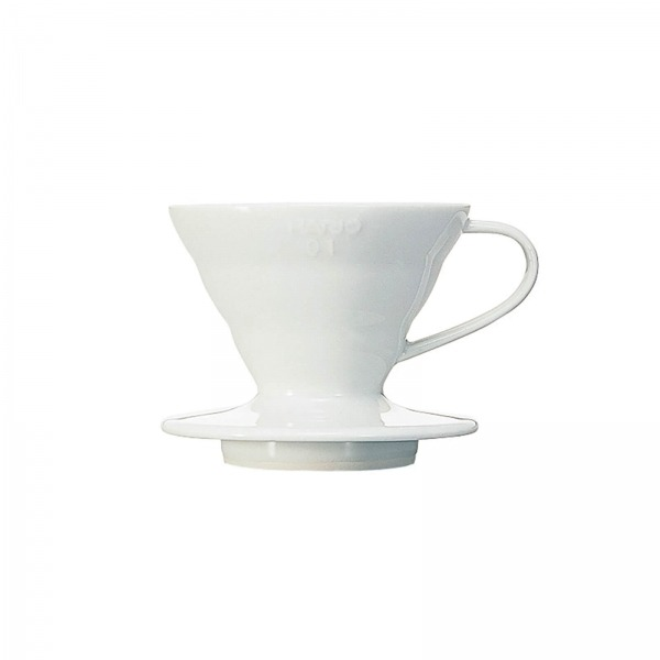 dripper ceramiczny Hario V60 02 - biały