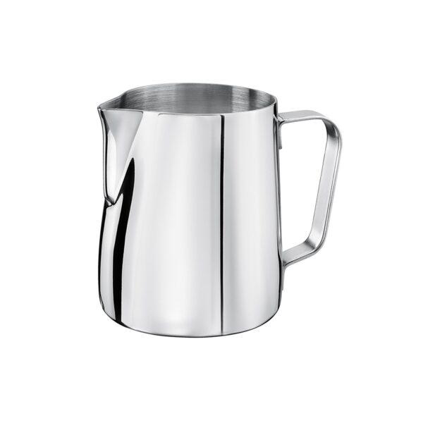 dzbanek do spieniania mleka, stalowy, 0,35 l