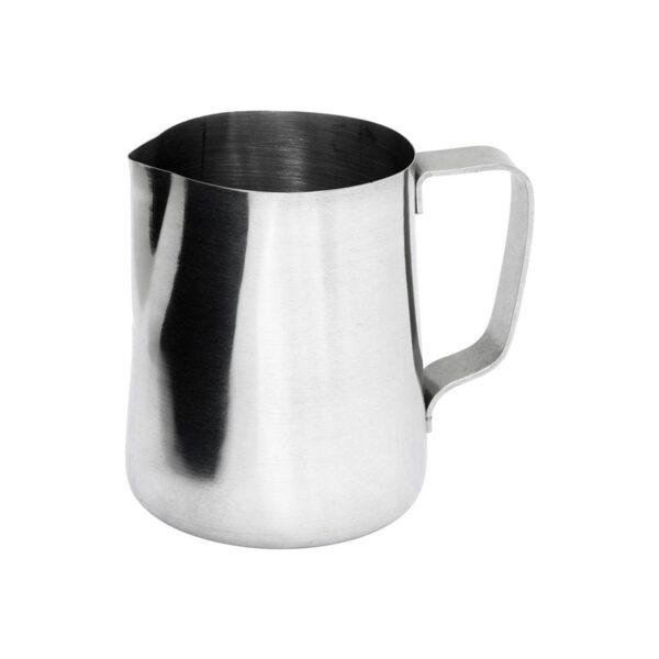 dzbanek do spieniania mleka, stalowy, 0,6 l