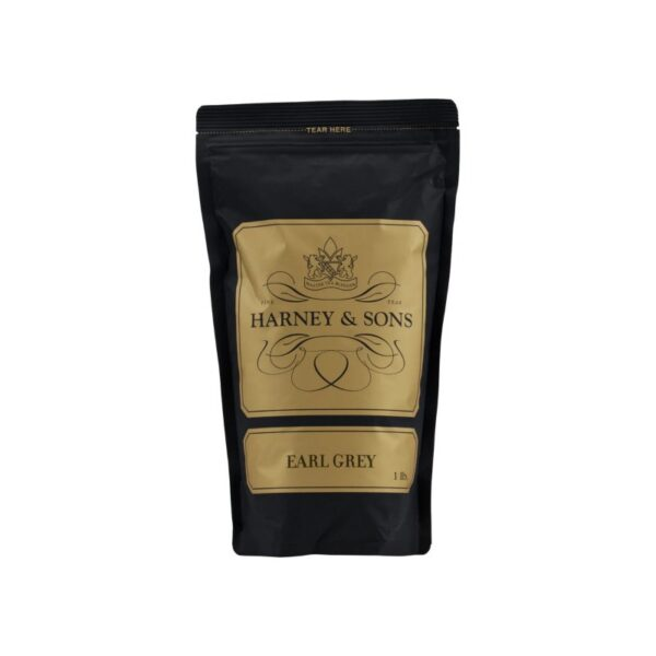Herbata Harney  Earl Grey liściasta 0,454 kg