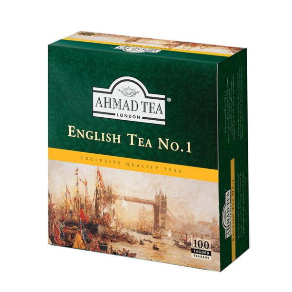 Herbata AHMAD English Tea No.1 100 szt.B/K