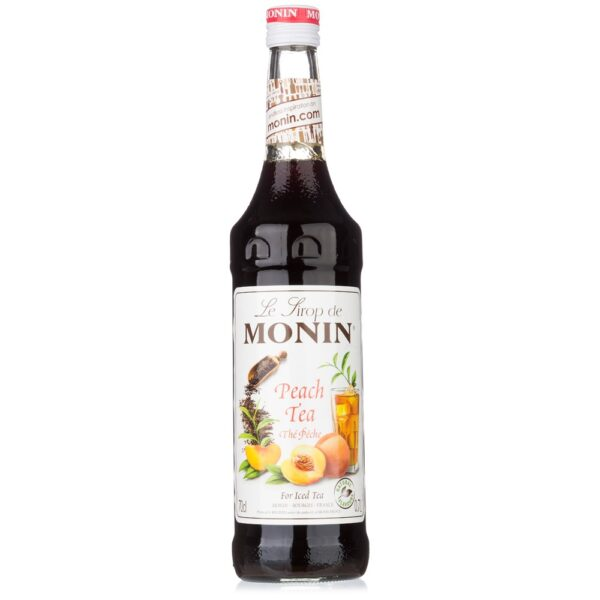 Syrop Monin herbata brzoskwiniowa 0,7 l