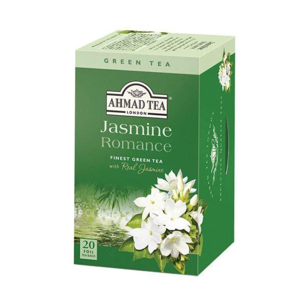 Herbata AHMAD Jaśminowa 20 szt. koperta alu