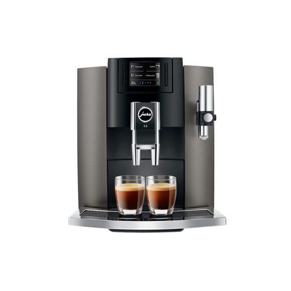 ekspres do kawy JURA E8 Dark Inox