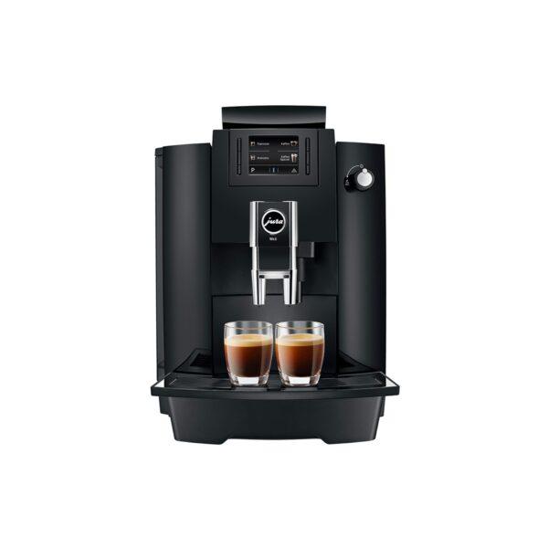 ekspres do kawy JURA WE6 Piano Black