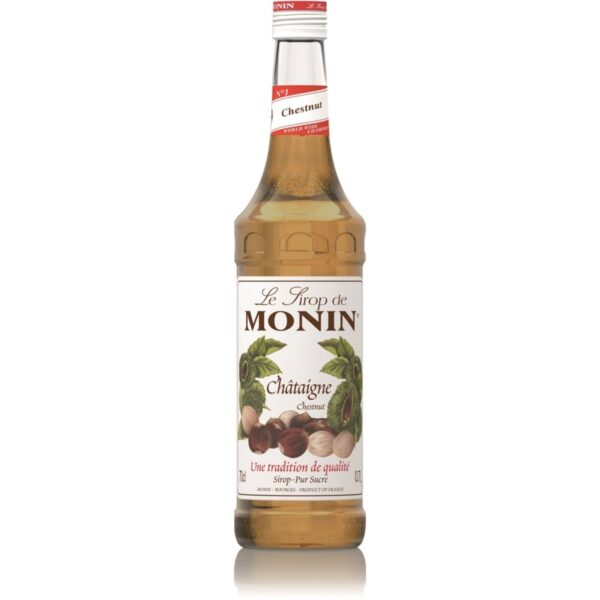 Syrop Monin kasztanowy 0,7 l