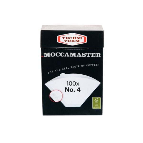filtry papierowe Moccamaster nr 4