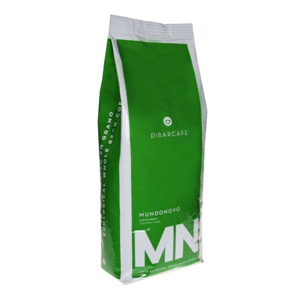 kawa ekologiczna Mundo Novo 1 kg ziarno
