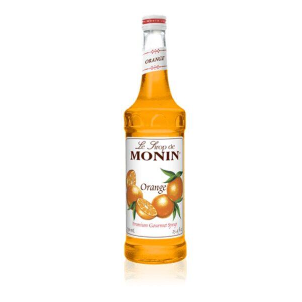 Syrop Monin pomarańczowy 0,7 l