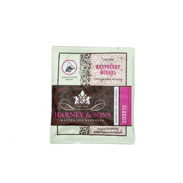 Herbata Harney Jedwab Raspberry