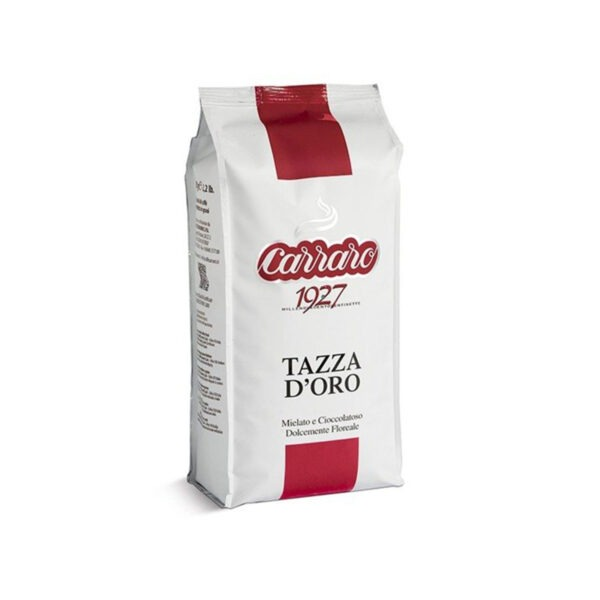 kawa CARRARO tazza d'oro 1kg ziarno