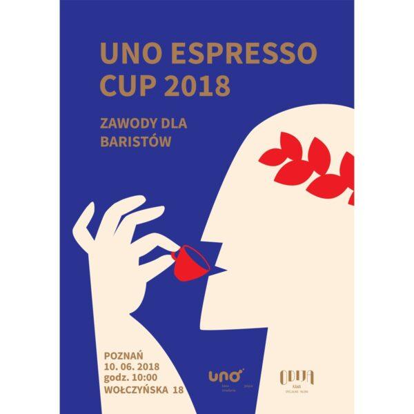 plakat Odija Uno Cup format A2