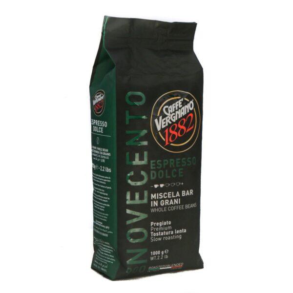 Kawa VERGNANO Espresso Dolce 900'