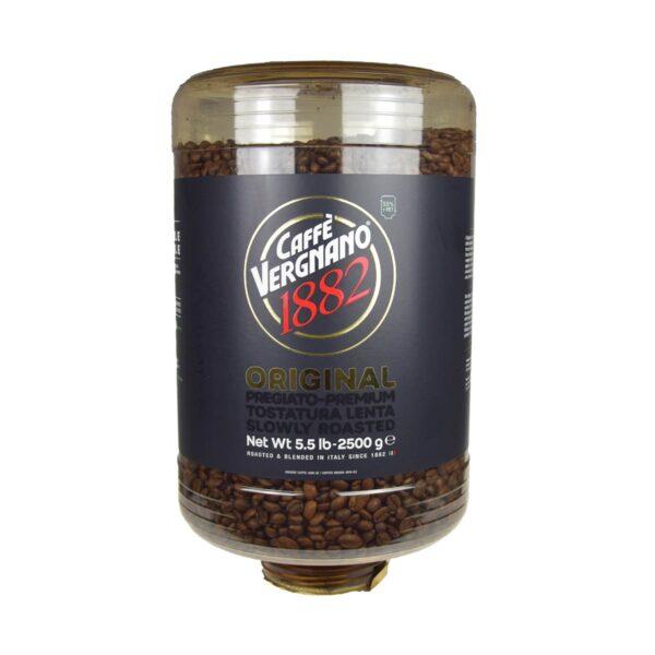 Kawa VERGNANO Miscela 1882 2,5 kg