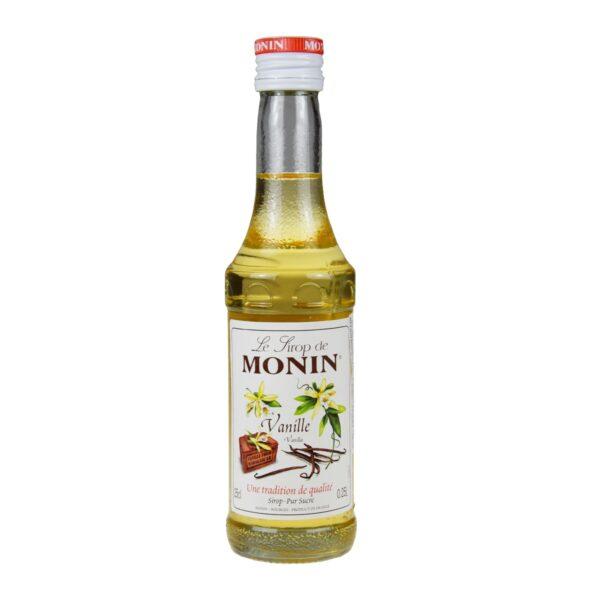 Syrop Monin waniliowy 0,25 l