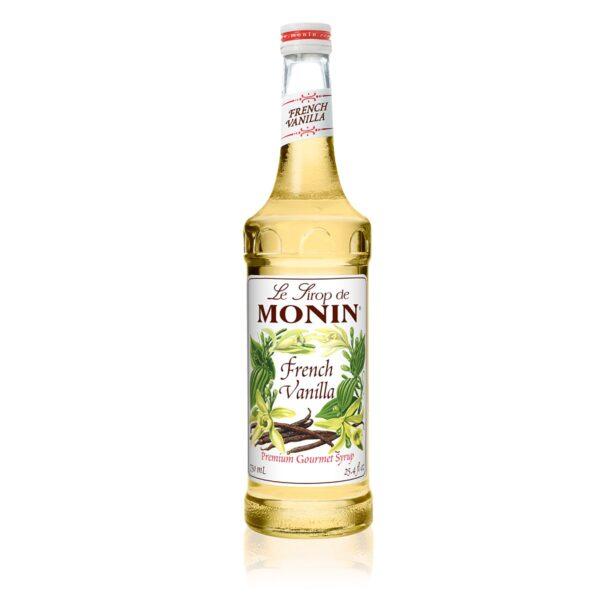 Syrop Monin francuska wanilia 0,7 l