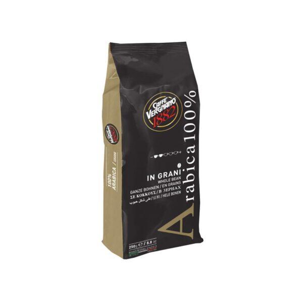 Kawa VERGNANO Cristal, ziarno, bag, 250 g