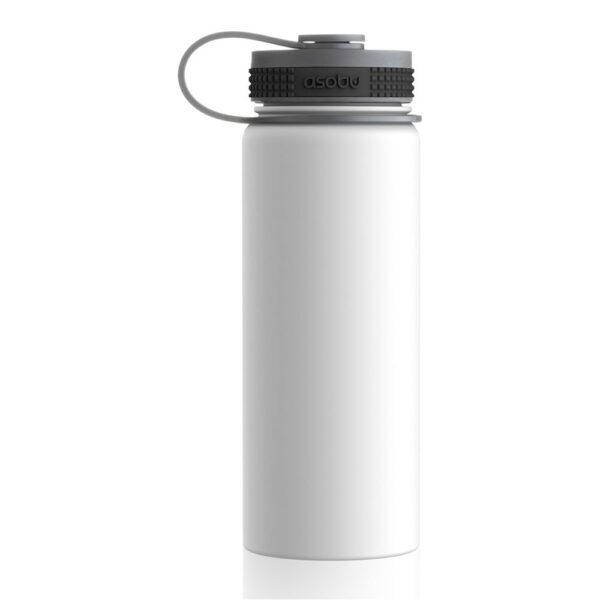 Asobu Alpine Flask 530ml butelka biała
