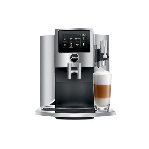 ekspres do kawy JURA S8 Chrome