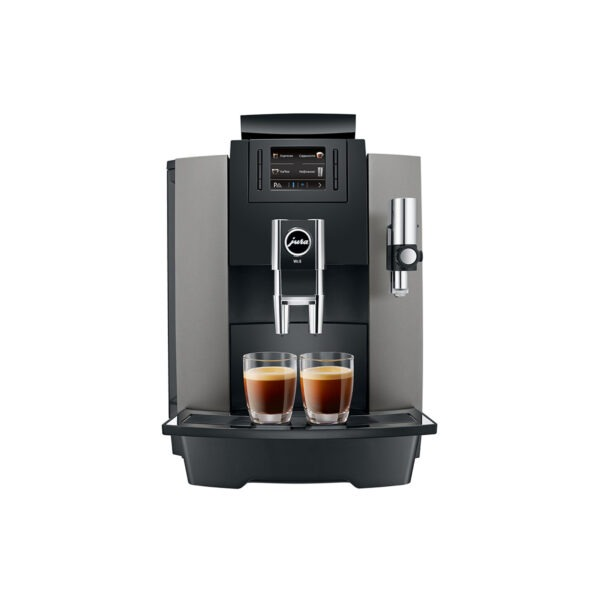 ekspres do kawy JURA WE8 Dark Inox
