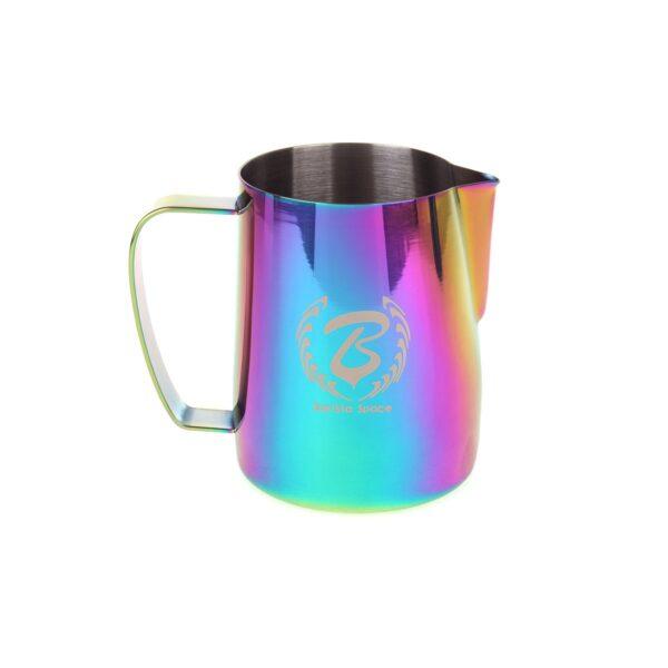 dzbanek do spieniania mleka, Barista Space Rainbow, 600 ml
