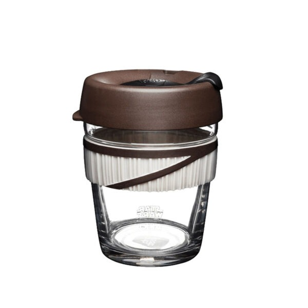kubek Keep Cup Star Wars Rey, 340 ml, szklany