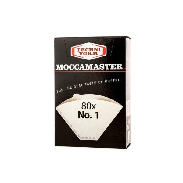 filtr papierowy Moccamaster nr 1