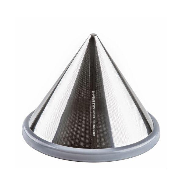 metalowy filtr do Chemexa, AC Able Coffee Kone
