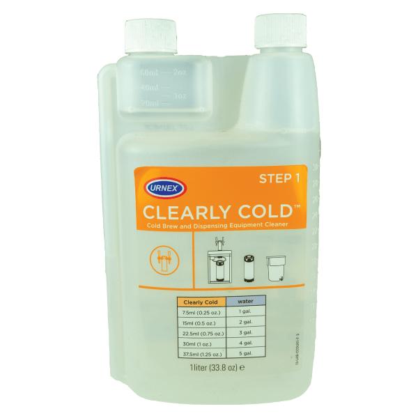 płyn do czyszczenia Clearly Cold, Urnex, 1litr